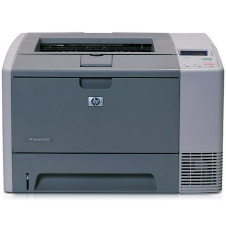 Refurbished HP Laserjet 2420 Laser Printer