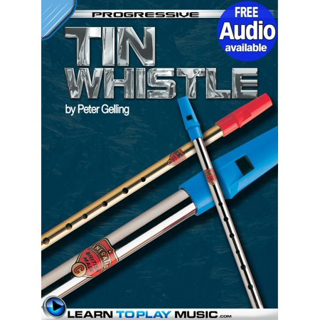 Tin Whistle Lessons for Beginners - eBook