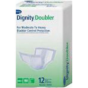 "Dignity Doubler X-Large Pad 13"" x 24"", Pack(age) of 12"