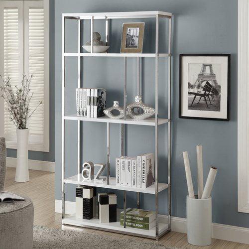 Brayden Studio Meade Etagere Bookcase by