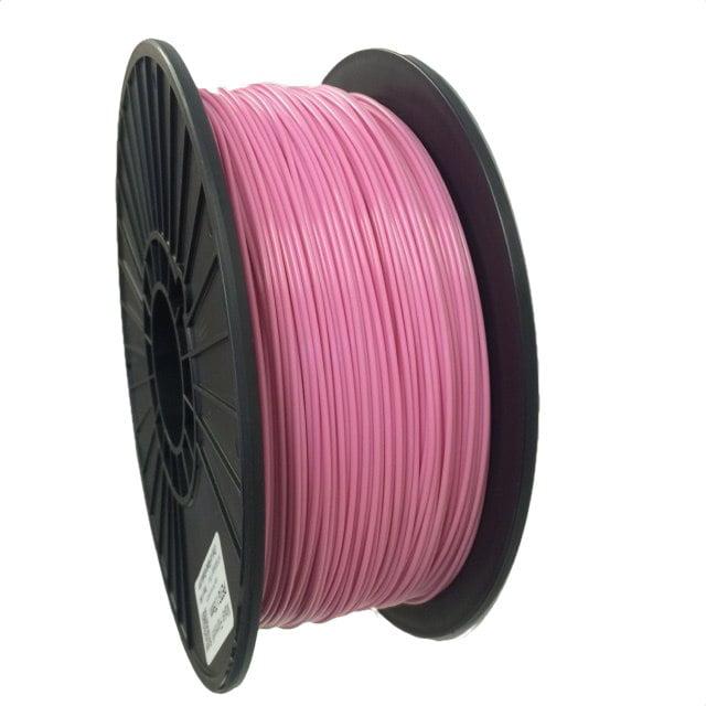 bison3D Filament for 3D Printing, 1.75mm, 1kg/roll, Pink (PLA)