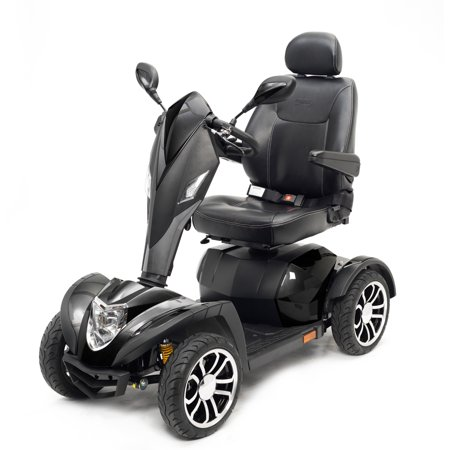 Heavy Duty Mobility Scooter (Drive Medical Cobra GT4 Heavy Duty Power Mobility Scooter, 20