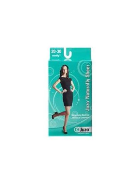 faab006d6a4 Product Image 2100AGFFSBSH53 II Small Naturally Sheer Closed Toe Short  15-20mmHg with Silicone - Chocolate