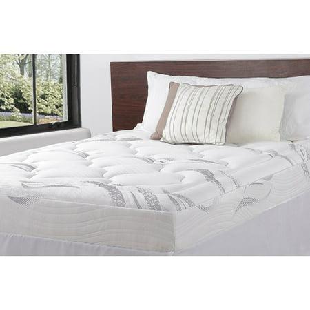 spa sensations 8 cloud memory foam mattress multiple sizes. Black Bedroom Furniture Sets. Home Design Ideas