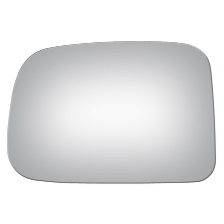 Toyota Manual Replacement (Burco 2583 Driver Side Manual Replacement Mirror Glass for 89-95 Toyota)