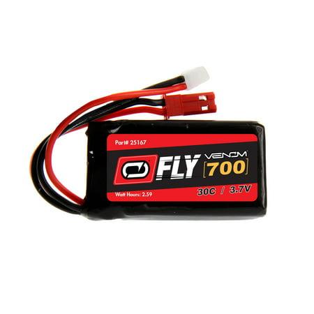 Protocol Dronium 30C 1S 700Mah 3 7V Lipo Battery With Micro Losi Jst Plug By Venom