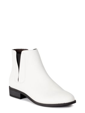 Melrose Ave Vegan Leather Chelsea Boot (Women's)