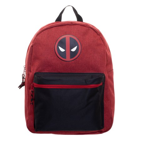 Marvel Comics Deadpool Logo 2-Tone 16