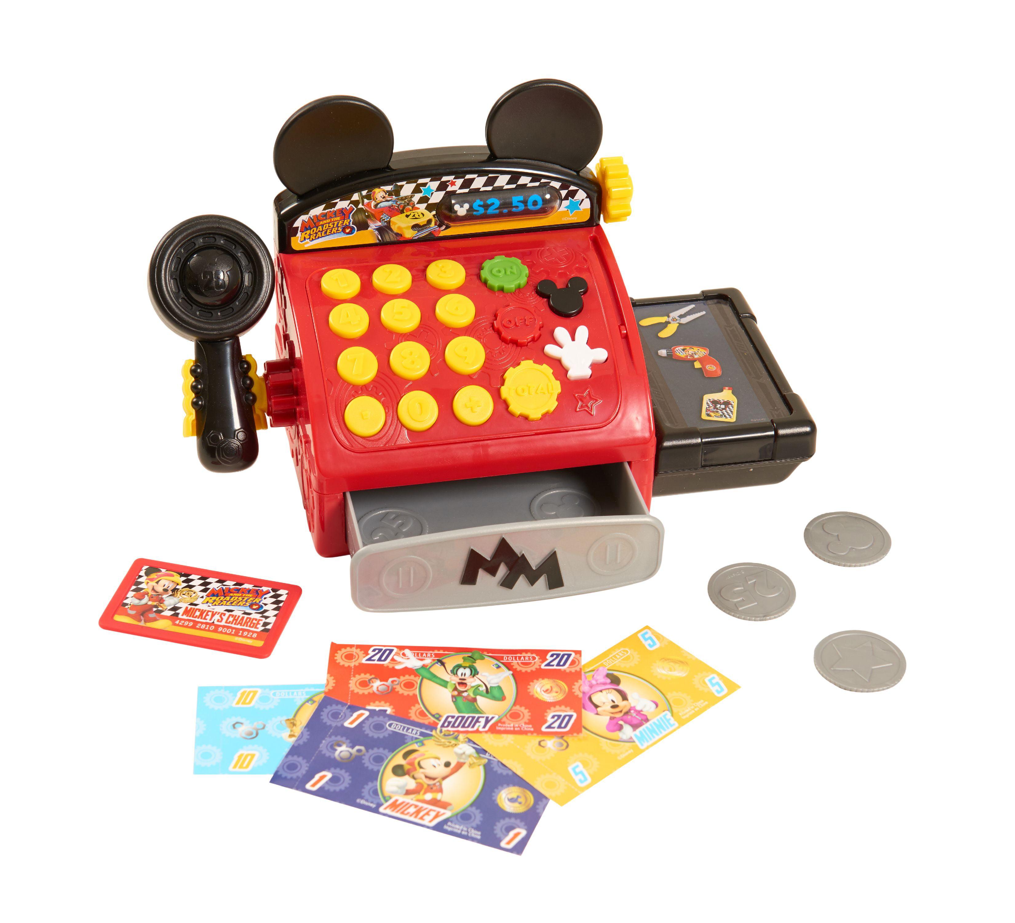 Mickey Cash Register