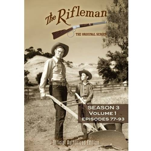 The Rifleman: Season 3, Volume 1