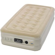 Serta Raised Air Bed With Insta Iii Ac Pump Multiple Sizes