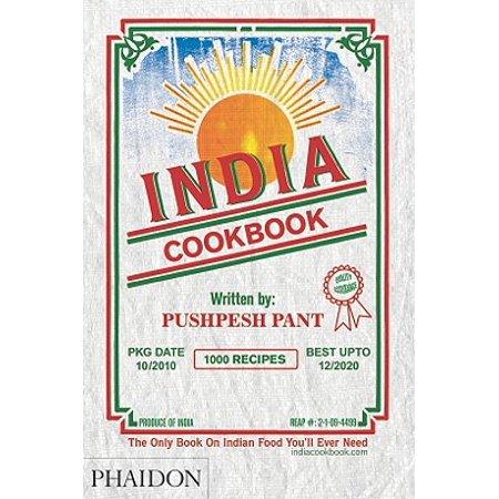 India Cookbook (Hardcover)