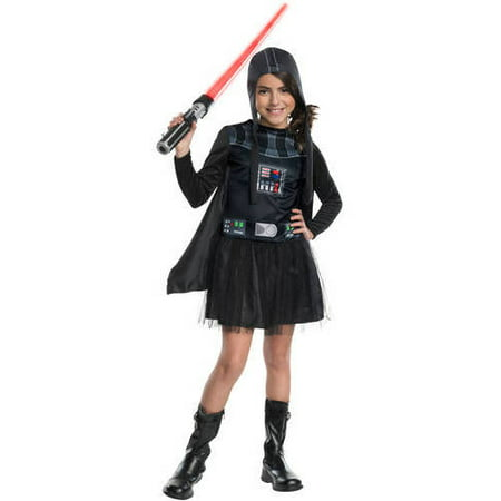 star wars darth vader girls tutu dress halloween costume - Halloween Darth Vader