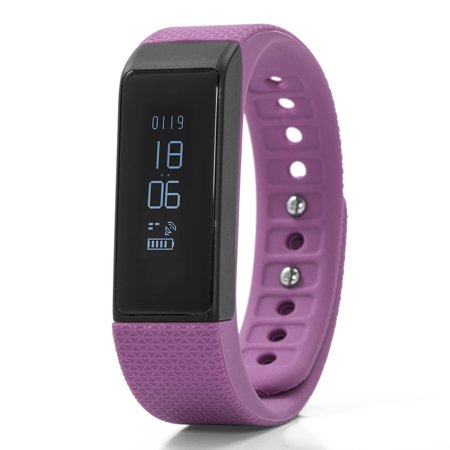 Nuband i Touch Activity Tracker Watch, Purple