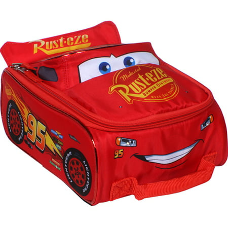 Disney Cars Speed My Speed Lunch Tote](Halloween Potluck Lunch)