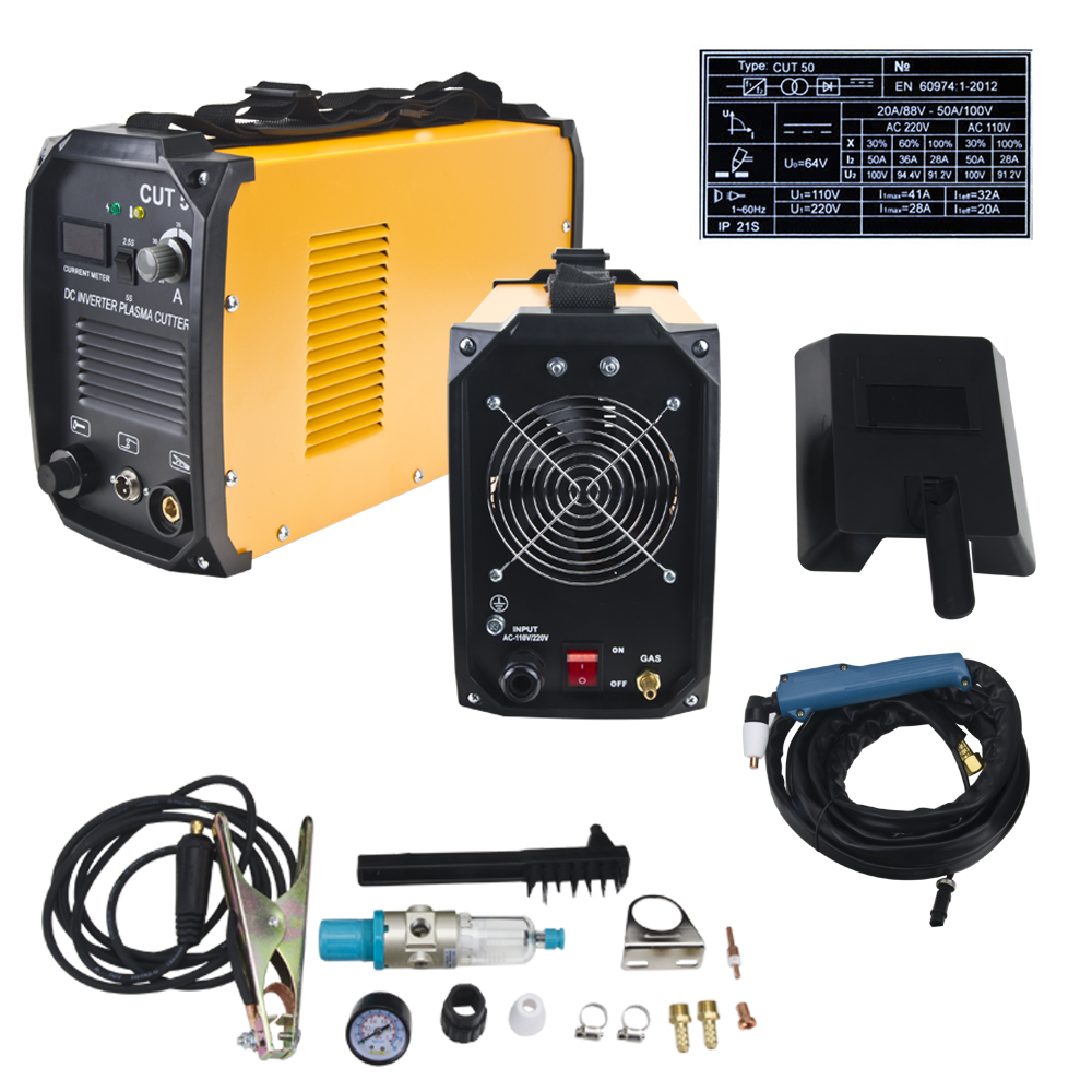 Penton Audio USA eWarehouseDirect Plasma Cutter CUT50 Dig...