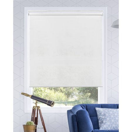 Chicology Light Filtering Snap-N'-Glide Cordless Roller Shades