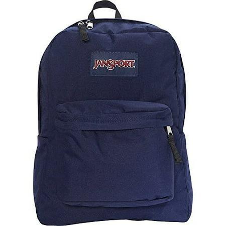 12af06c063 jansport superbreak backpack- sale colors (navy moonshine) - Walmart.com