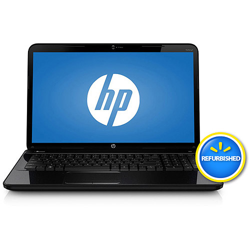 "HP Refurbished Black 17.3"" Pavilion G7-2243US Laptop PC with AMD Quad-Core A8-4500M Accelerated Processor and Windows 8 Operating System"