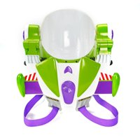 Disney Pixar Toy Story Buzz Lightyear Space Ranger Armor with Jet Pack (with Buzz sounds & phrases)