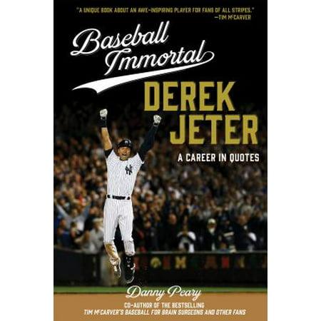 Derek Jeter Autograph Baseball - Baseball Immortal Derek Jeter - eBook