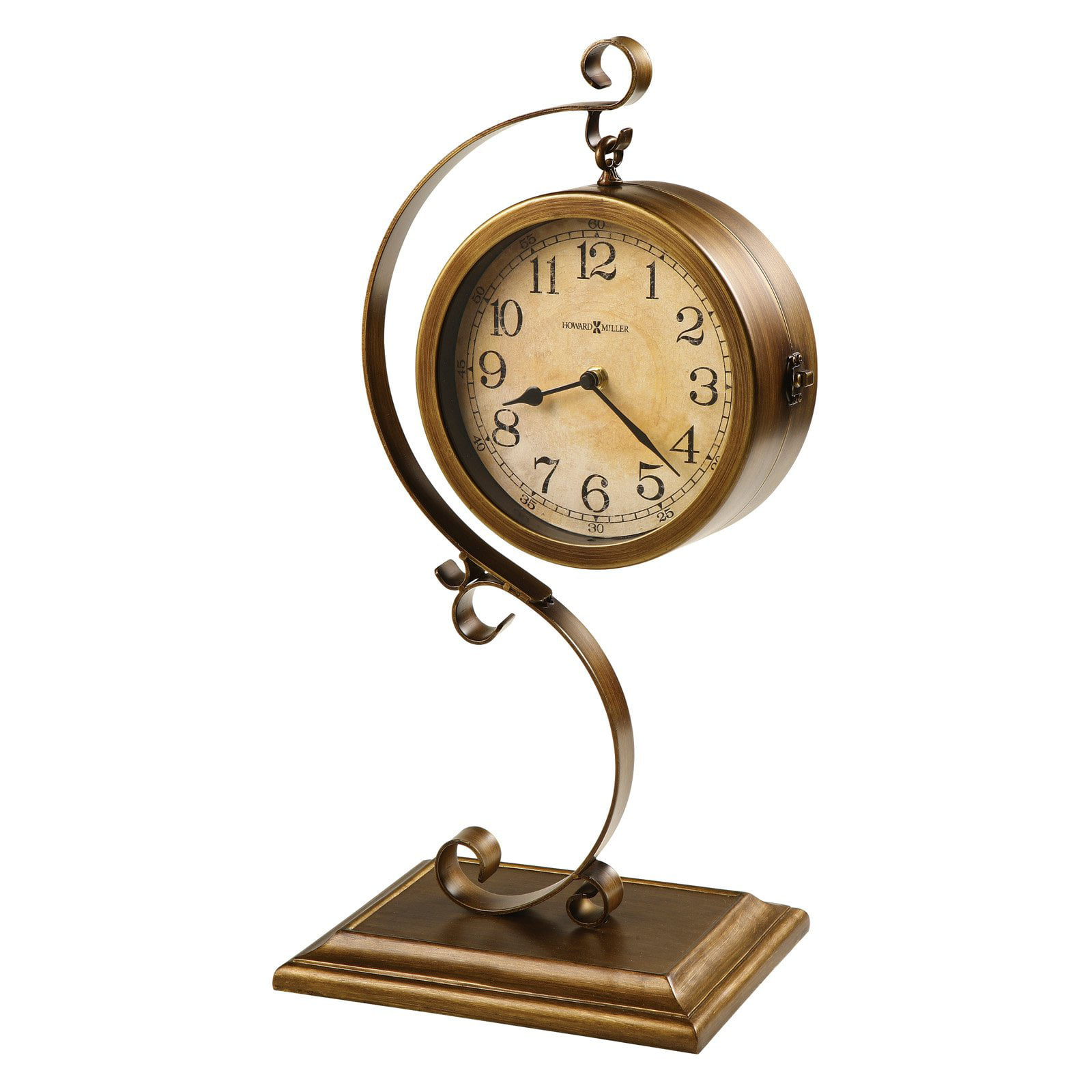 Howard Miller 635-155 Jenkins Mantel Clock by Howard Miller