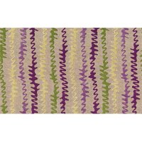 Artistic 108 Woven Jacquards Fabric, Orchid