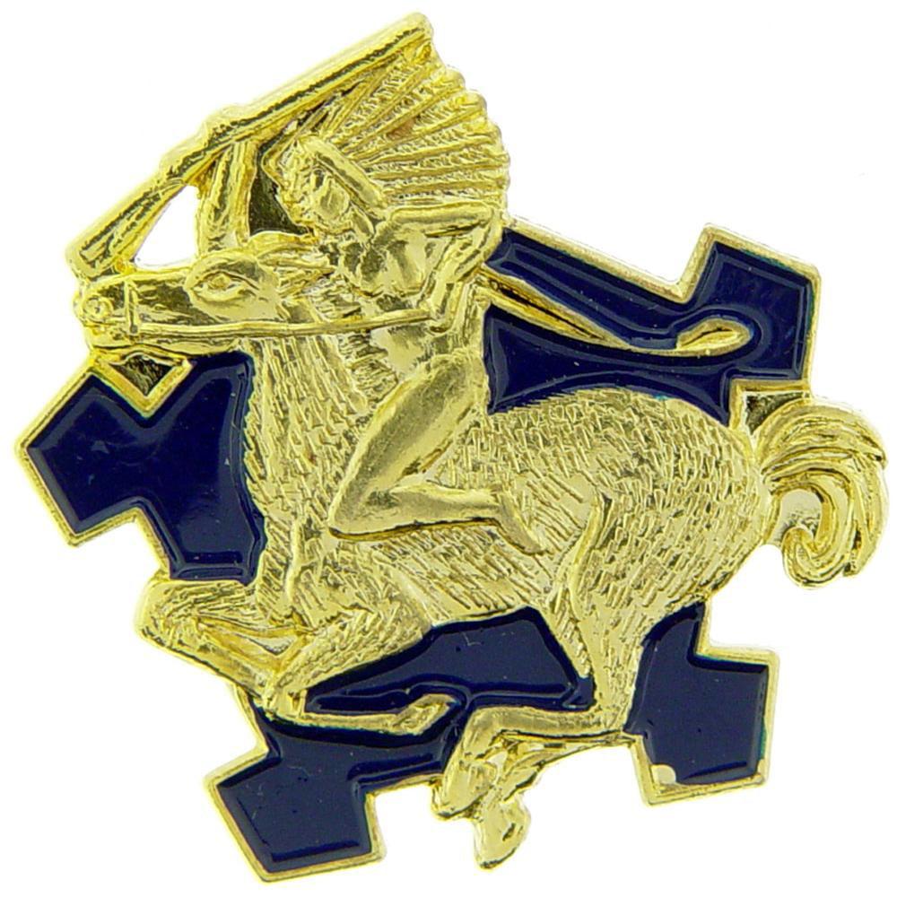U.S. Army 9th Cavalry Regiment Pin 1
