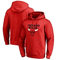 7117f4e97 Product Image Chicago Bulls Primary Logo Pullover Hoodie - Red