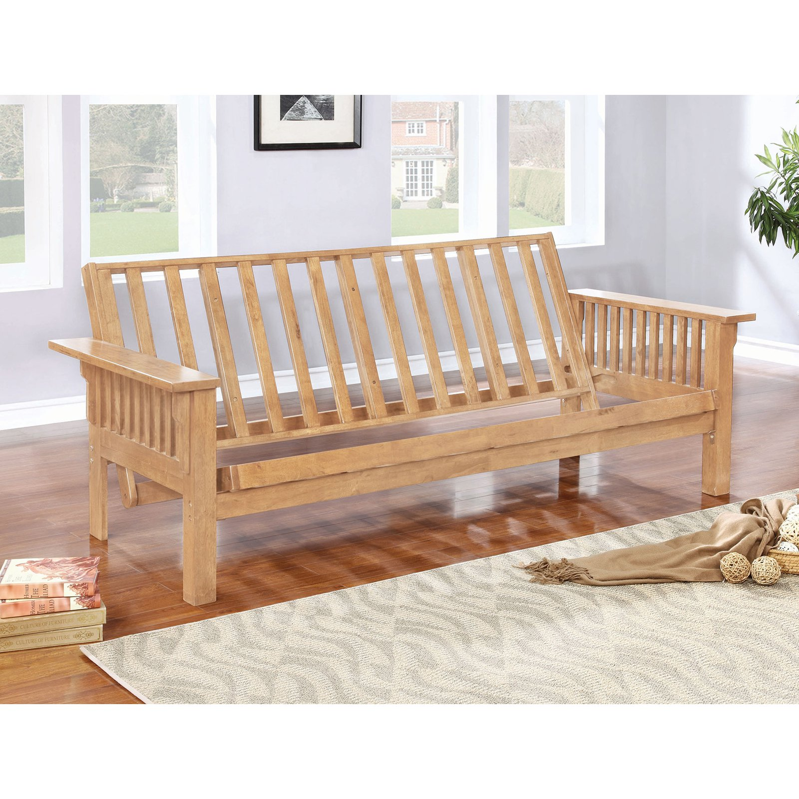 Coaster East Wenatchee Futon Frame by Hollywood Home