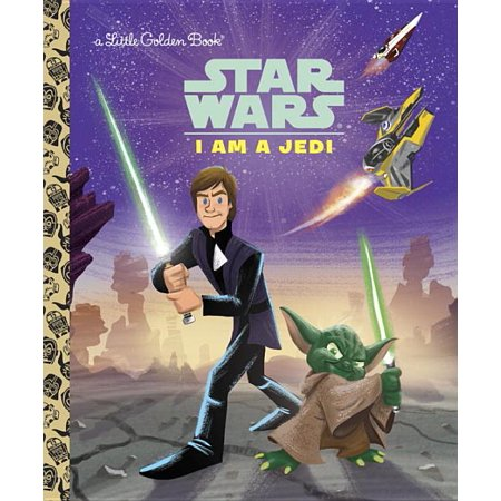 I Am a Jedi (Star Wars) (Hardcover)