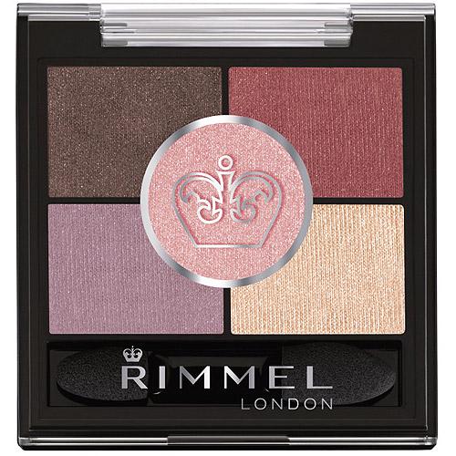 Rimmel London Glam'Eyes HD Eye Shadow, Burgundy Palace, 0.13 oz