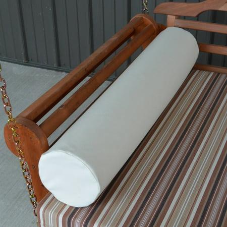 A & L Furniture Sundown Agora 36x7 in. Outdoor Bolster Pillow ()