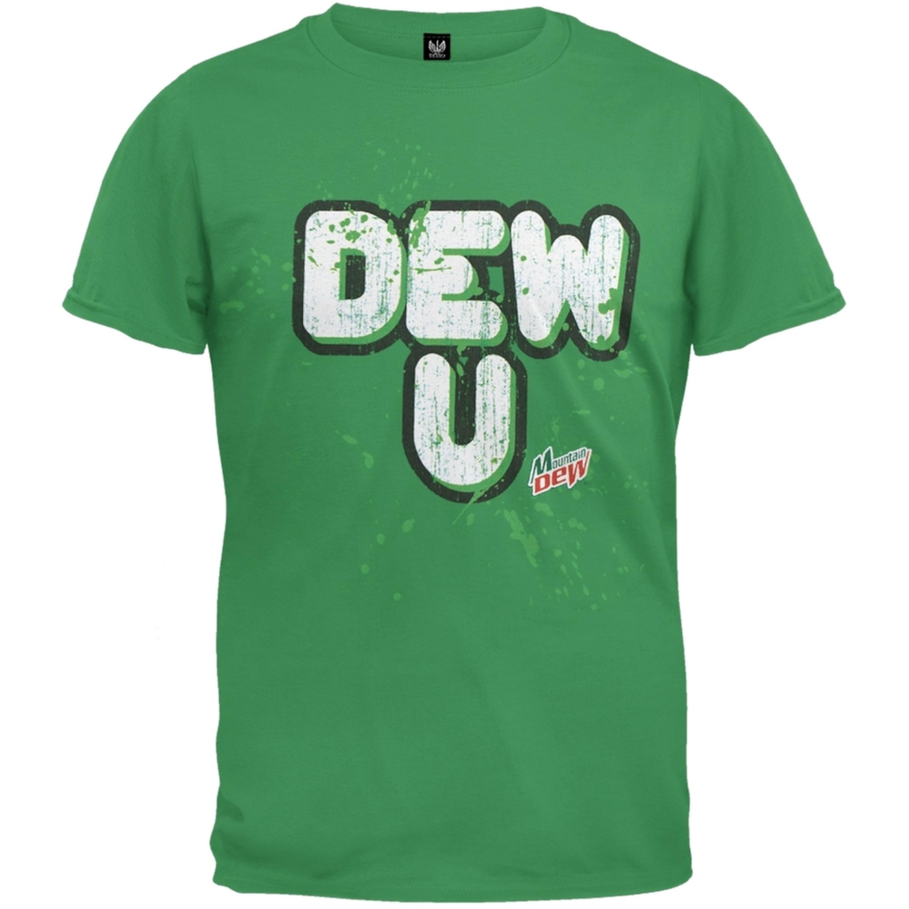 Mountain Dew - Dew U Soft T-Shirt