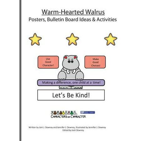 Halloween School Bulletin Board Ideas (Warm-Hearted Walrus Posters and Bulletin Board Ideas and)