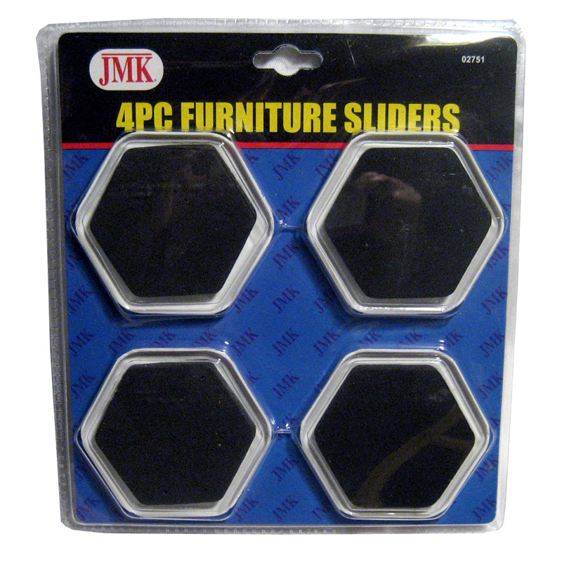 4 Furniture Sliders Magic Mover Pad Protectors Moving Floor Wood As Seen On TV !