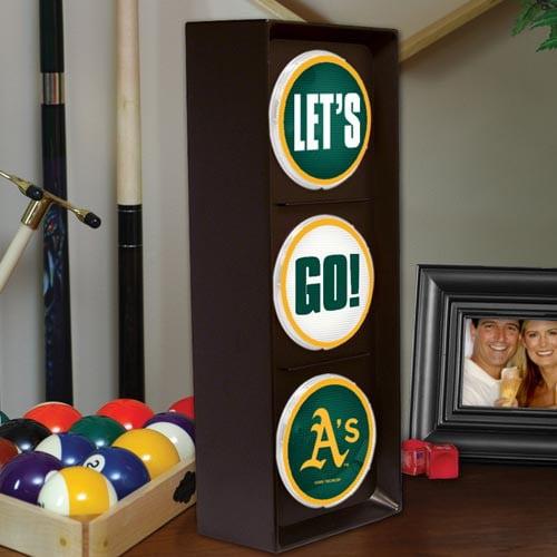 Oakland Athletics Flashing Let's Go Light - No Size