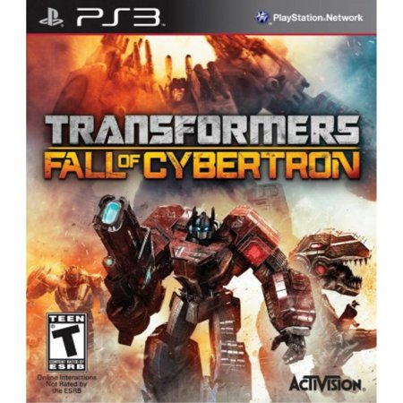 Activision Transformers: Fall of Cybertron PS3 ()