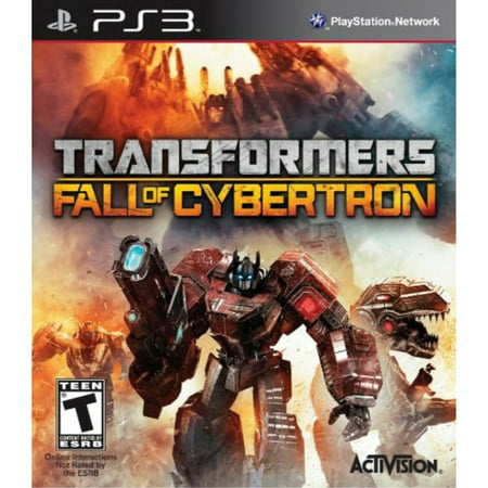Ps3 Cooler Review (Activision Transformers: Fall of Cybertron)