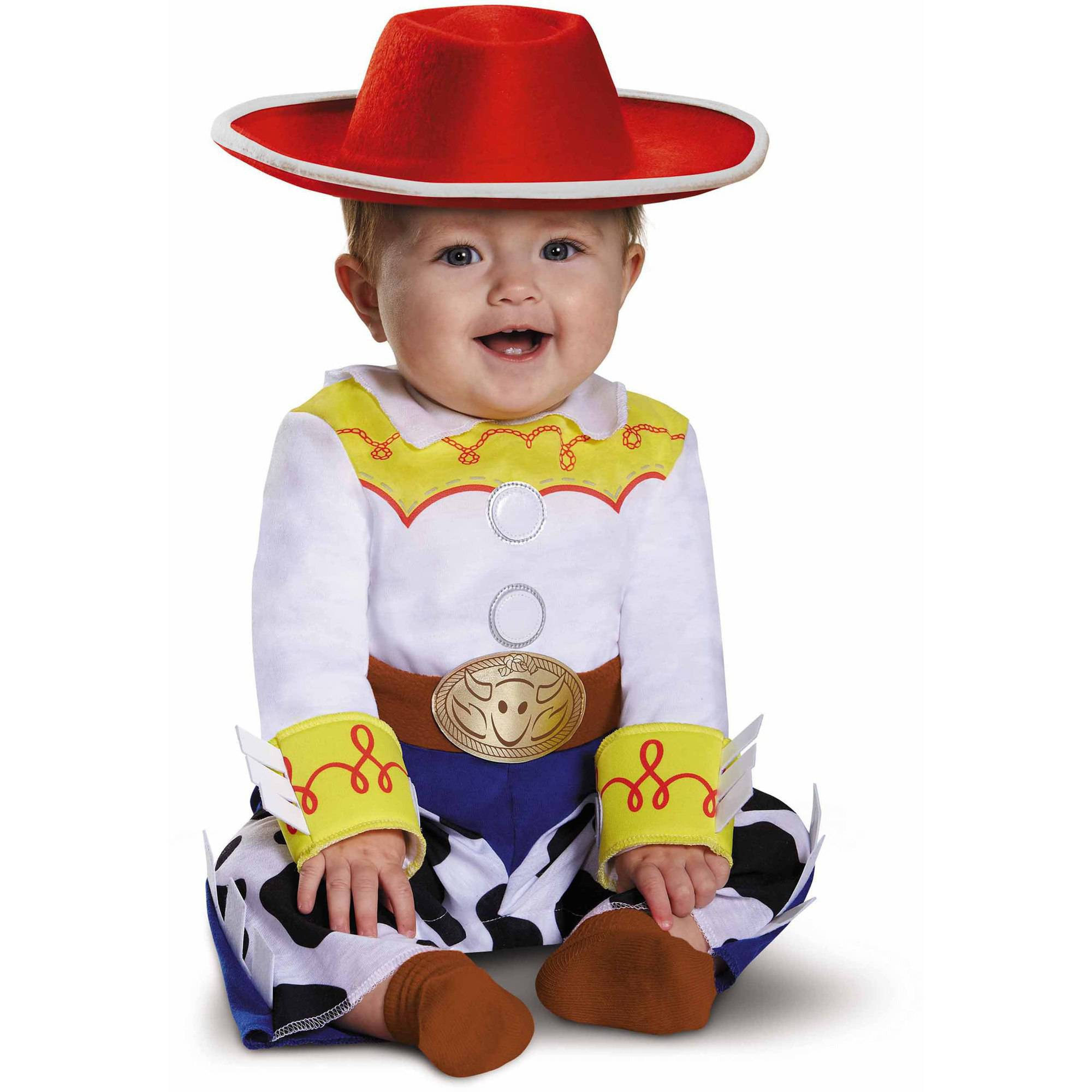 Toy Story Jessie Deluxe Infant Halloween Costume