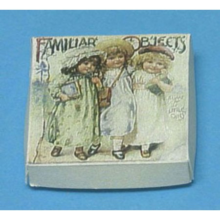Dollhouse Familiar Objects Game-Antique