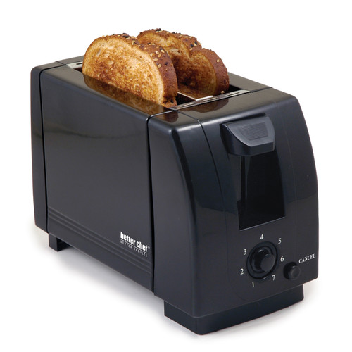 Better Chef 2-Slice Toaster - IM-209B