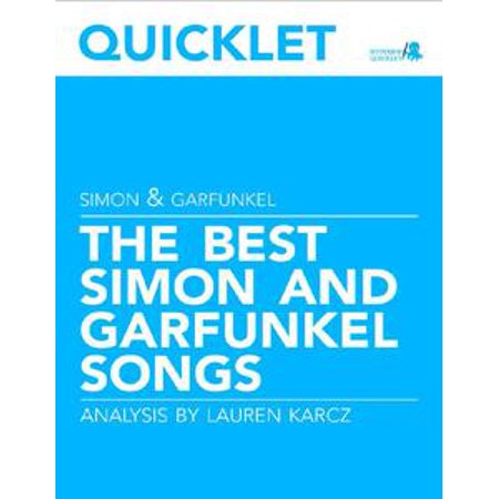 Quicklet on The Best Simon and Garfunkel Songs: Lyrics and Analysis - eBook (The Twelve Days Of Halloween Song Lyrics)