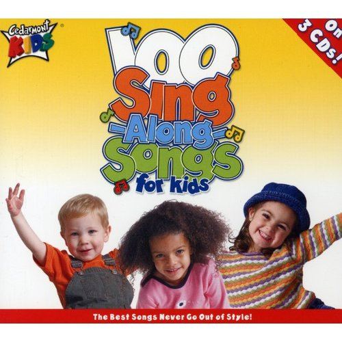 100 Singalong Songs For Kids (3CD)