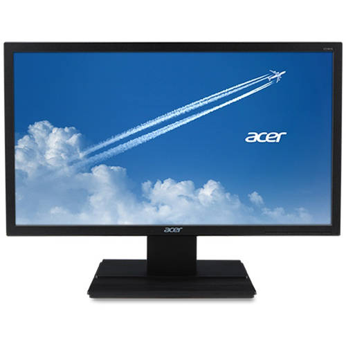 "Acer 24"" Full HD LCD Monitor (V246HQL CBD Black)"