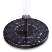 Indoor Decorative Fountain Indoor water fountains ankway solar bird bath fountain 14w solar panel water floating fountain pump kit for workwithnaturefo