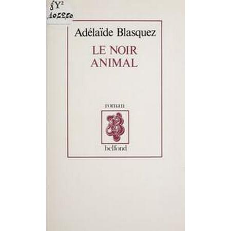 - Le noir animal - eBook