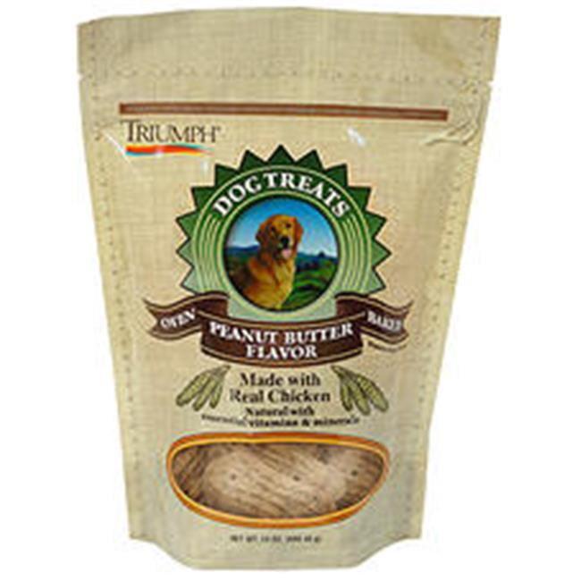 Peanut Butter Flavor Biscuits Dog Treats, 20 Pound box by Sunshine Mills
