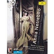 Anna Netrebko: Live From The Salzburg Festival (Music DVD) (Italian) by