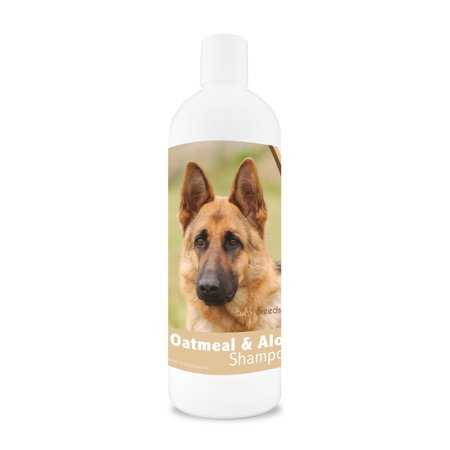 Healthy Breeds German Shepherd Oatmeal Dog Shampoo with Aloe 16 (German Shepherd Puppies For Sale In New England)